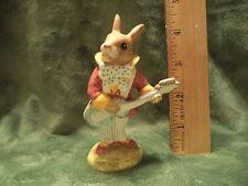 Royal Doulton Bunnykins Figure Mr Bunnybeat Strumming Db 16 Great Condition