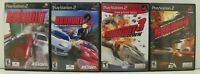 Burnout Game Collection for PlayStation 2
