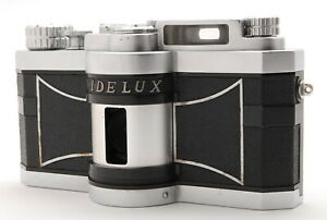 【N MINT+++】Panon WIDELUX F6 35mm Panoramic Film Camera From JAPAN
