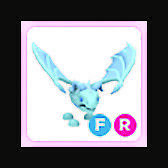 Pages with Free Roblox Adopt Me Fly Ride FROST DRAGON