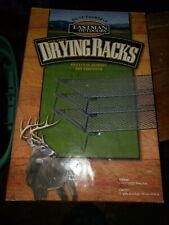 Eastman Outdoors Non Stick Drying Racks 3 Stackable Wild Game Beef Turkey Jerky