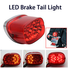 LED Brake Tail Turn Light For Harley Sportster Softail Dyna Electra Road Glide