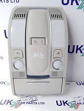 AUDI A6 C6 2005-2008 Luz de Techo Interior con caja de almacenamiento 4F0951177/4F0910177
