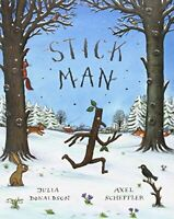 Stick Man by Donaldson, Julia Paperback Book The Fast Free Shipping