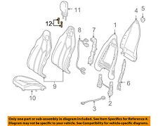 MERCEDES OEM 05-11 SLK350 Front Seat-Headrest Guide Left 17197000419051