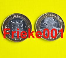 Finland - Finlande - 5 euro 2011 unc.(Ostrobothnia)