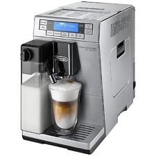 De'Longhi PrimaDonna XS DeLuxe Bean to Cup Coffee Machine ETAM36.365.M - Silver