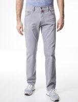 PIERRE CARDIN DEAUVILLE summer airtouch light grey Herren Jeans 31961 7330.82