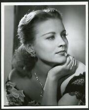 ANNE JEFFREYS in CAPTIVATING PORTRAIT Original Vtg 1947 RKO Photo by BACHRACH