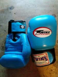 TWINS Muay Thai Boxing Gloves 14oz Great Condition