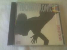 TECHNOTRONIC - PUMP UP THE JAM - CLASSIC DANCE CD ALBUM