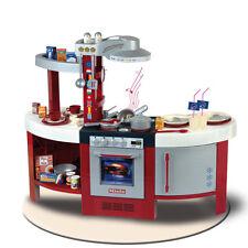 Theo Klein 9155 Miele Spielküche Gourmet International mit Sound und Zubehör
