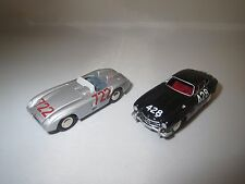 "BUB  Mercedes-Benz  300 SLR  &  300 SL  ""Mille Miglia 1955""  1:87 OVP !"