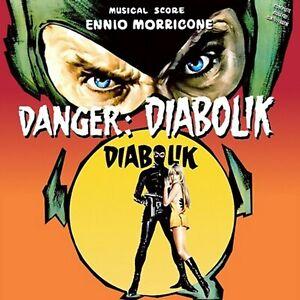 DANGER:DIABOLI COMPLETE SCORE ENNIO MORRICONE