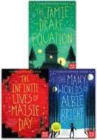 Christopher Edge Collection 3 Books Set The Infinite Lives of Maisie Day, Jamie