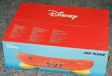 Disney Mickey Mouse DVD Player DVD2050-C Brand New Sealed