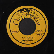 FRANTICS FOUR: T.v. Mama / Down By The Old Mill Stream 45 (repro) Rockabilly