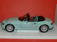 UT Models 1/18 BMW Z3 Roadster 2.8 Pale Green MiB