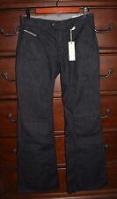 $180 NWT Women's Diesel Fluzi Stretch Bell Bottom Blue Jeans Size 28W x 34L