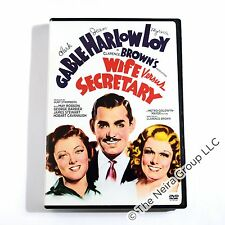 Wife Vs. Secretary DVD New Clark Gable, Jean Harlow, Myrna Loy, May Robson