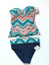 Skye Colorful 2 Pice Swimwear Size S/P