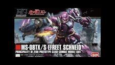 Gundam Hg Efreet Shneid Bandai MS-08TX/S Zeon Protoytpe Close-combat Mobile Suit