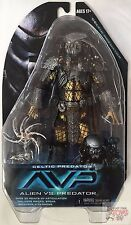 "CELTIC AVP NECA Series 14 Alien VS Predator 2015 7"" Inch ACTION FIGURE"
