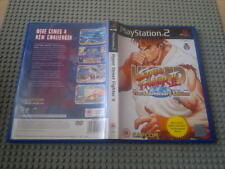 Hyper Street Fighter 2 _Anniversary Edition_ For The Sony Playstation 2 PAL_