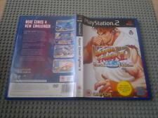 HYPER Street Fighter 2 _ Edición De Aniversario _ para el Sony Playstation 2 PAL _