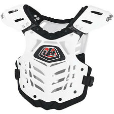 Troy Lee Designs Bodyguard White Chest Protector YOUTH S/M NEW