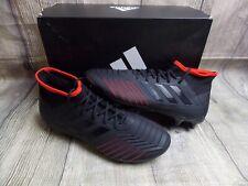 ADIDAS PREDATOR 19.2 FG FOOTBALL BOOTS BNIB GENUINE 6.5uk £129+ PRIMEMESH BLACK