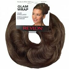 Revlon Glam Wrap Wearable Hairpiece Hair Extensions 2 Colors Available