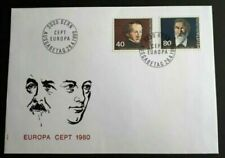 Switzerland First Day Covers