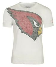 WOMENS Size 8 10 Nike ARIZONA CARDINALS Reverse Print Logo T Shirt Football NFL