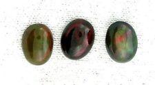 Gioielli e gemme di opale nero