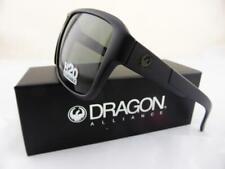Dragon Sunglasses The Jam Blue H20 Matte Black Frame Grey Lens DDD