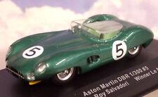 Ixo 1/43 Aston Martin Dbr 1/300 #5 Ganador 1st Le Mans 1959 C. Shelby/