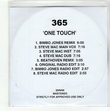 (FC387) 365, One Touch (mixes) - 2006 DJ CD