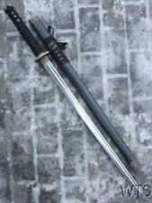 Black Straight Collectable Japanese Swords & Sabres