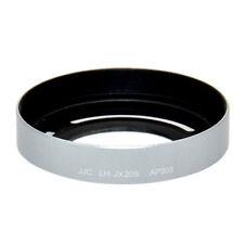 JJC LH-JX20 replace LH-X20 Fujifilm X10 X30 Silver lens hood + Adapter Ring Fuji