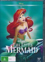 Disney Classics 22 The Little Mermaid DVD NEW Region 4