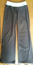 Nike Dri-Fit Strech Pants RN 56323 CA 05553 Regular Sz Small Black Ladies