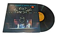 Neil Young & Crazy Horse - Rust Never Sleeps Vinyl LP (HS 2295) Record w/ Insert