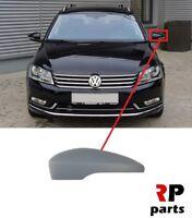 FOR VW PASSAT B7 11-14, PASSAT CC 08-17 WING MIRROR COVER CAP PRIMED LEFT