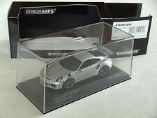 Minichamps 1/43 Porsche 911 GT3 RS GT3RS Typ 991 GT2-silber OVP 410 063220
