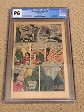 Marvel Super-Heroes 20 CGC PG (1st app Valeria- Dr. Doom's Girlfriend)