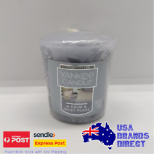 Yankee Candle - Single Votive Candle 15 hours - A Calm and Quiet Place