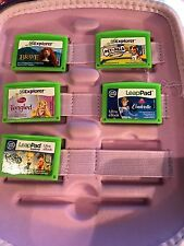 Leappad 2 Disney Princess and games Leapfrog Brave, Pet Pals 2, Tangled and more