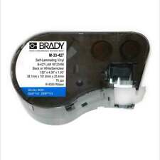 Brady 143271 Bmp51 Bmp53 Self Laminating Vinyl Wire And Cable Labels M 33 427