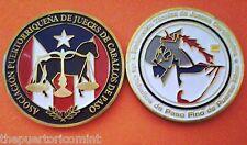 ASOCIACION & FEDERACION JUECES CABALLOS PASO FINO Puerto Rico Horse Riding Judge